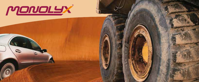 Monolyx: Tire Protection Shield