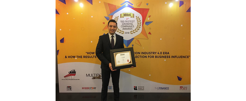 Kordsa Once Again among the Top 100 Fastest Growing Companies in Indonesia