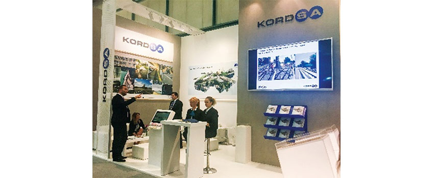 Kordsa Presents Concrete Reinforcement Technology KraTos at 40th Turkeybuild Exhibition
