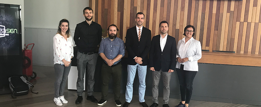 Kordsa Meets the Representatives of Holland Innovation Network
