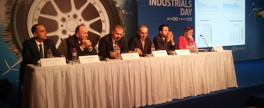 Kordsa Meets Investors on Sabancı Industry Day