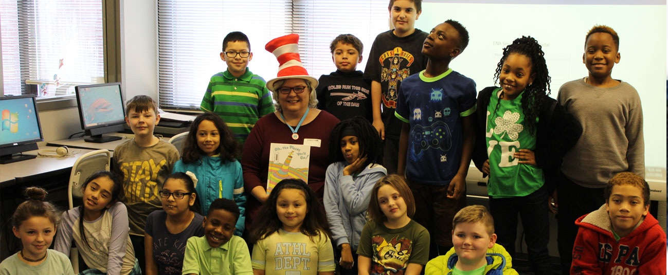 "Kordsa Reinforcers Participated in the ""Read across America"" Project"