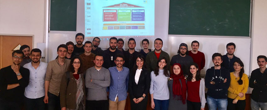 Kordsa Provided Training at Yıldız Technical University