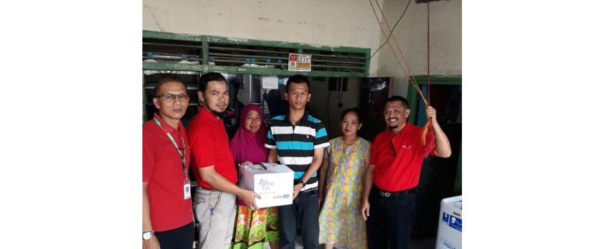 Indo Kordsa Aid Campaign