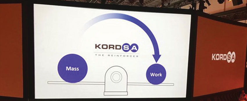 Kordsa Presented its Composite Technologies That Lighten Vehicles at the Michelin Movin'On Conference