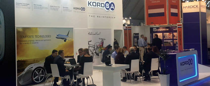 Kordsa at Tire Tech Expo 2018