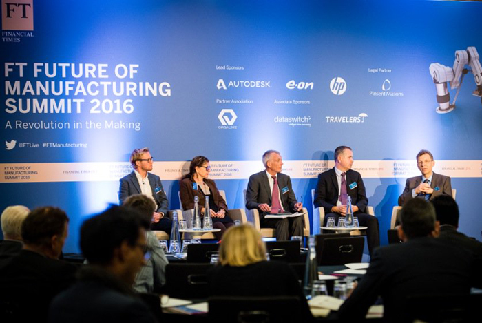 Kordsa Global CEO, Cenk Alper spoke at the Financial Times Conference organized in London