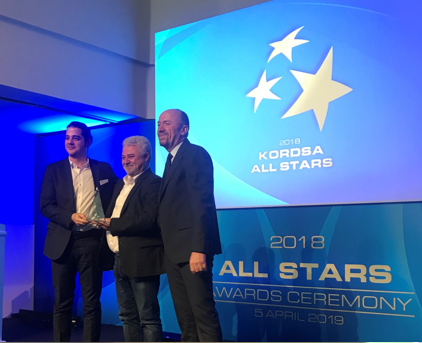 "Kordsa's ""All Stars Awards"" Rewarded for the 13th Time"