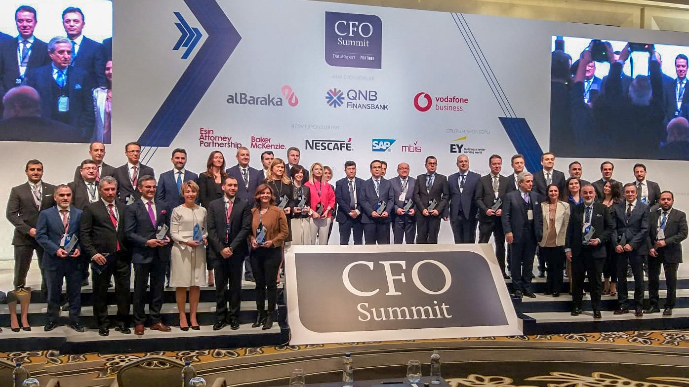 Kordsa's CFO Volkan Özkan among 50 Most Influential CFOs