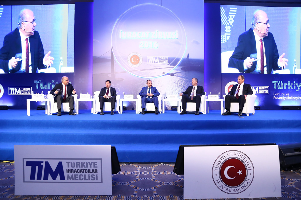 "Kordsa Global CEO Cenk Alper Participated in ""Export Summit"" Organized by Turkish Exporters Assembly"