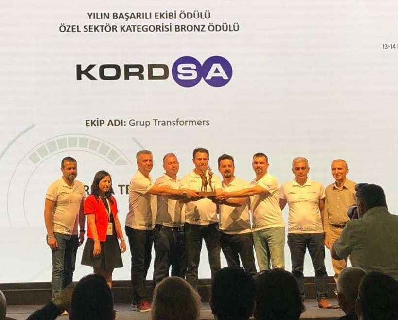 Kordsa Receives Local Quality Award from Izmir KalDer