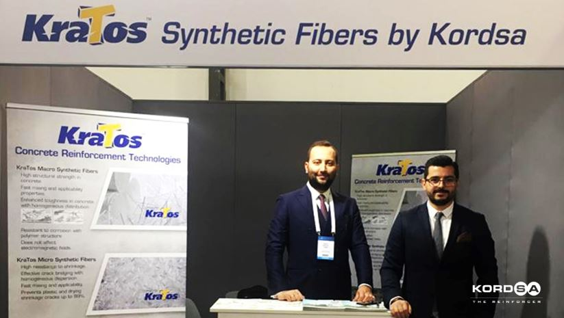 Kordsa Participates in World Tunnel Congress