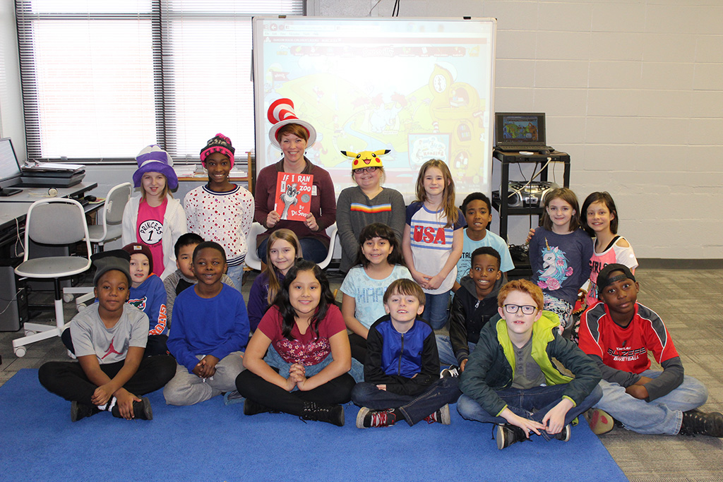 "Kordsa Reinforcers Participate in ""Read Across America"" Project"