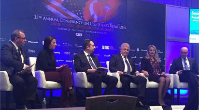 Kordsa Global is at 35th Annual US-Turkey Relations Conference
