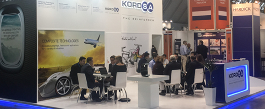 Kordsa at Composites Europe 2017