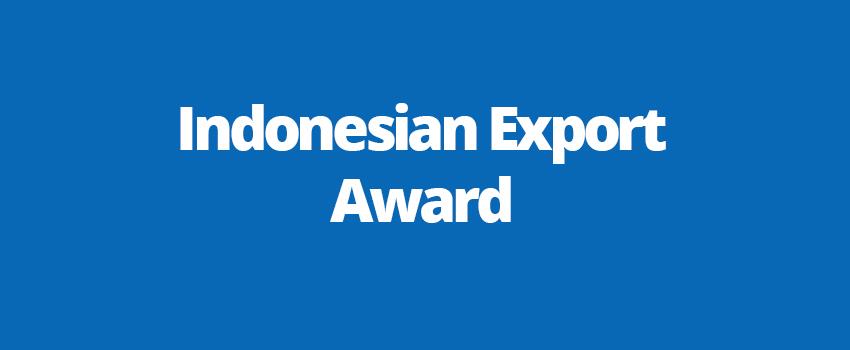 Indonesian Export Award