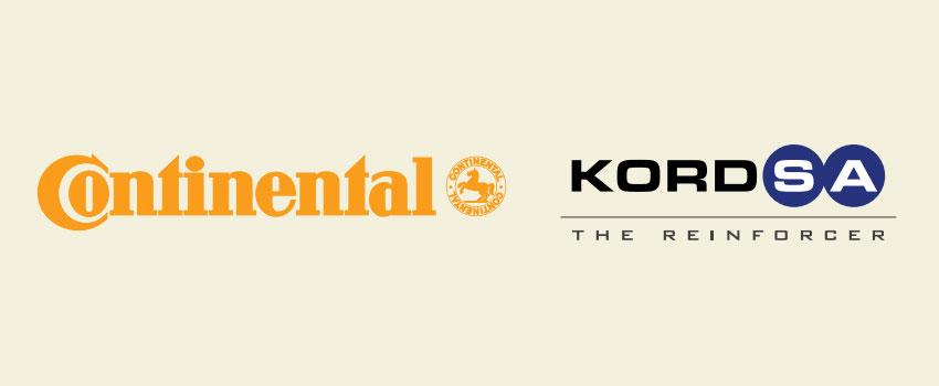 Continental and Kordsa Join Forces to Create a New Adhesion System for Textile Reinforcement Materials