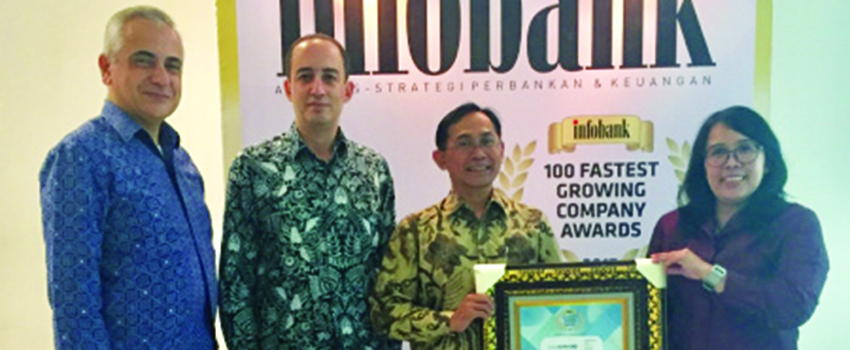 Kordsa is Among Top 100 Fastest-Growing Companies in Indonesia