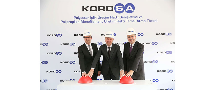 Kordsa's Investments Continue at a Great Pace Through Increases in Capacity