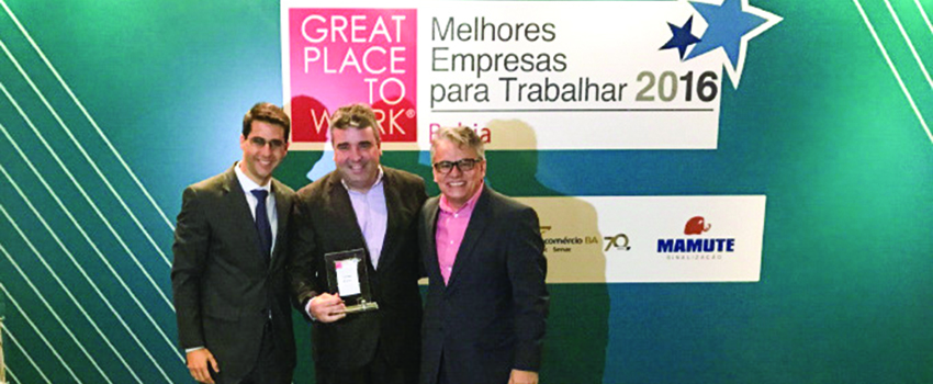 Kordsa among the Best Employers in Brazil, Two Years in a Row!