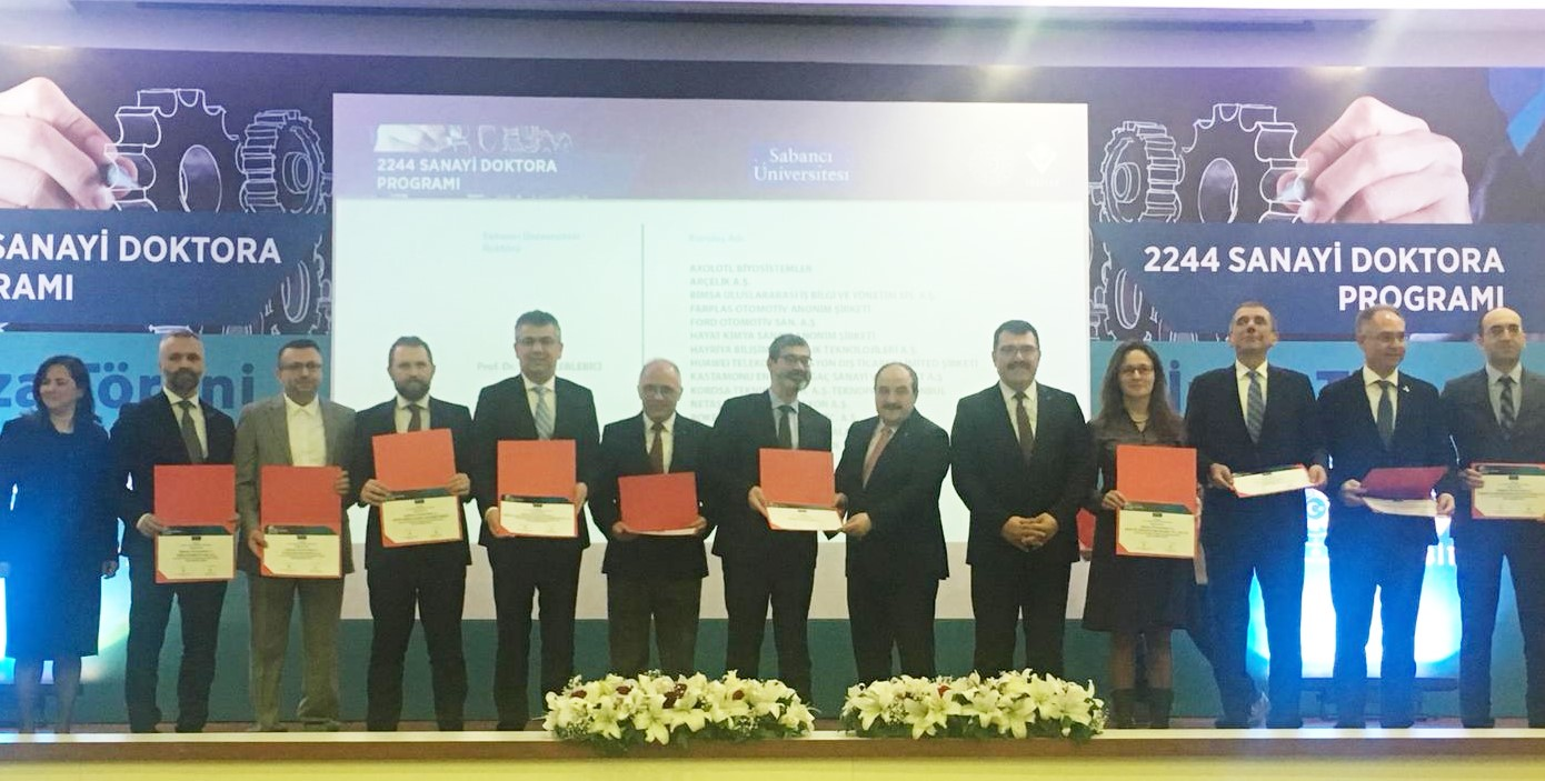 Kordsa to Support TÜBİTAK 2244 Industrial Doctorate Program