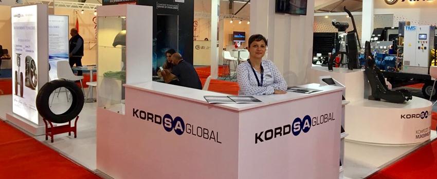 Kordsa at the Istanbul Airshow