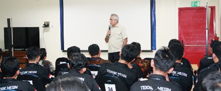 Kordsa Meets Future Reinforcers in Indonesia