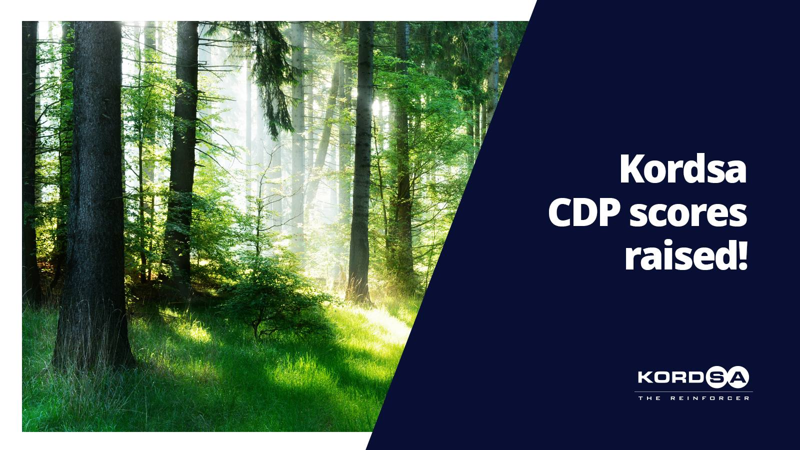 Kordsa Among Best Performers According to Evaluation of the Carbon Disclosure Project (CDP)