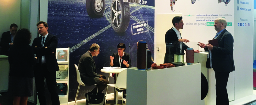 Kordsa at Tire Technology Expo