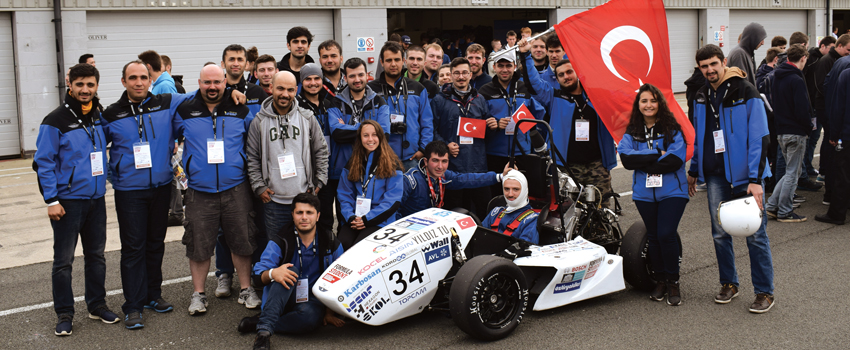 Yıldız Technical University - YTU Racing Team